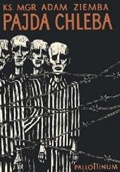 Okładka książki Pajda chleba Adam Ziemba