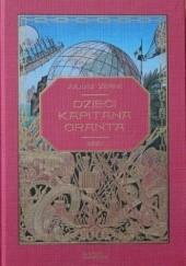 Okładka książki Dzieci kapitana Granta - cz.1