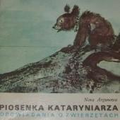 Okładka książki Piosenka kataryniarza. Opowiadania o zwierzętach Nora Argunowa