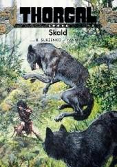 Okładka książki Thorgal - Louve: Skald Yann le Pennetier,Roman Surżenko