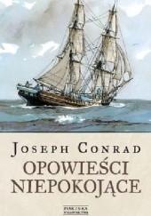 Okładka książki Opowieści niepokojące Joseph Conrad