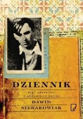 Okładka książki Dziennik Dawida Sierakowiaka Dawid Sierakowiak
