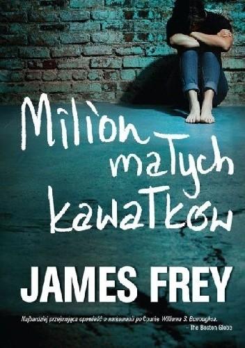Okładka książki Milion małych kawałków James Frey