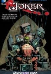 Okładka książki Joker Death of The family Greg Capullo,Scott Snyder
