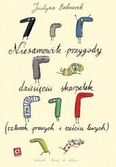 Okładka książki Niesamowite przygody dziesięciu skarpetek Daniel de Latour,Justyna Bednarek