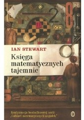 Okładka książki Księga matematycznych tajemnic Ian Stewart