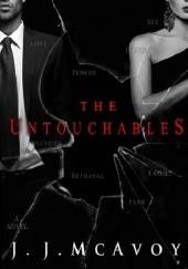 Okładka książki The Untouchables J. J. McAvoy