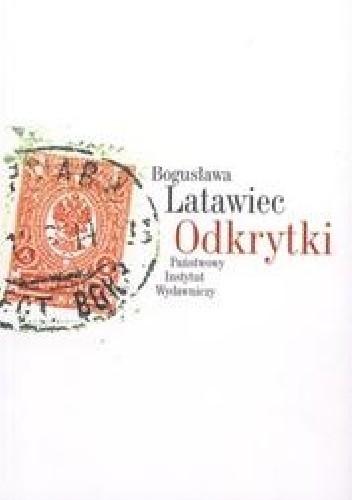 Odkrytki Bogusława Latawiec 248706 Lubimyczytaćpl