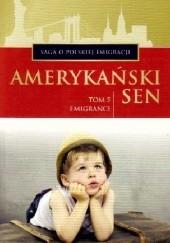 Okładka książki Emigranci Marian Piotr Rawinis