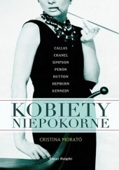 Okładka książki Kobiety niepokorne Cristina Morato