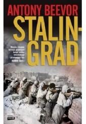 Okładka książki Stalingrad Antony Beevor
