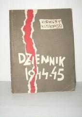 Okładka książki Dziennik 1944-45 Zygmunt Klukowski