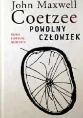 Okładka książki Powolny człowiek John Maxwell Coetzee