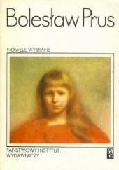 Okładka książki Nowele wybrane Bolesław Prus