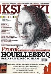 Okładka książki Książki. Magazyn do czytania, nr 1 (16) / marzec 2015 Redakcja magazynu Książki
