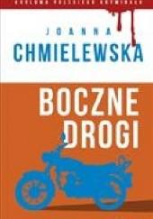 Okładka książki Boczne drogi Joanna Chmielewska
