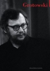 Okładka książki Grotowski powtórzony Stanisław Rosiek