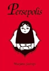 Okładka książki Persepolis Marjane Satrapi