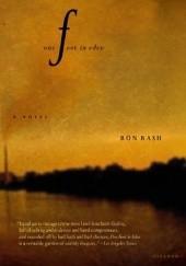 Okładka książki One Foot in Eden Ron Rash