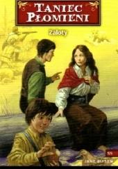 Okładka książki Zaloty Jane Mysen