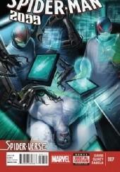Okładka książki Spider-Man 2099 Vol 2 #7 Peter David,William Sliney