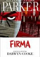 Okładka książki Parker #2: Firma Darwyn Cooke