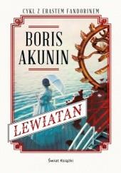 Okładka książki Lewiatan Boris Akunin
