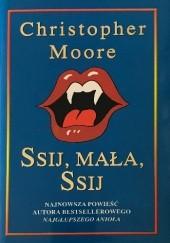 Okładka książki Ssij, mała, ssij Christopher Moore