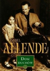 Okładka książki Dom duchów Isabel Allende