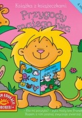 Okładka książki Przygody Małego Lwa. Richard Powell