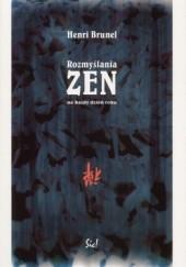 Okładka książki Rozmyślania zen na każdy dzień roku Henri Brunel