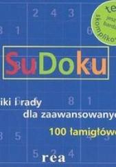 Okładka książki SuDoku. Triki i rady dla zaawansowanych Cornelia Teigelkamp