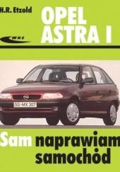 Okładka książki Opel Astra I Hans-Rüdiger Etzold