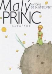 Okładka książki Maly Princ Antoine de Saint-Exupéry