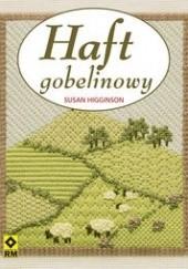 Okładka książki Haft gobelinowy Susan Higginson
