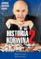 Okładka książki Historia według Korwina 2 Janusz Korwin-Mikke