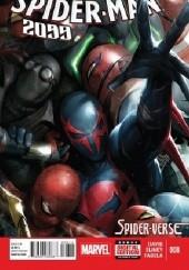 Okładka książki Spider-Man 2099 Vol 2 #8 Peter David,William Sliney