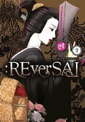 Okładka książki :REverSAL #2 Kemuri Karakara