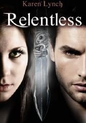 Okładka książki Relentless Karen Lynch