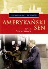Okładka książki Spadkobierca Marian Piotr Rawinis
