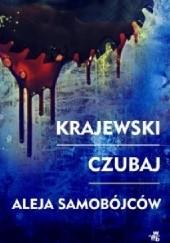 Okładka książki Aleja samobójców Marek Krajewski,Mariusz Czubaj