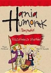 Okładka książki Hania Humorek i Smrodek. Poszukiwacze skarbów Megan McDonald