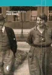 Okładka książki Pani Stefa Magdalena Kicińska