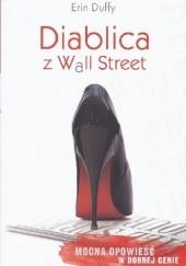 Okładka książki Diablica z Wall Street