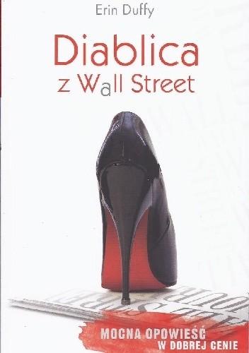 Okładka książki Diablica z Wall Street Erin Duffy