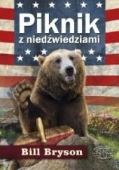 Okładka książki Piknik z niedźwiedziami Bill Bryson