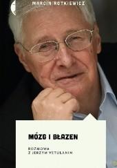 Okładka książki Mózg i błazen. Rozmowa z Jerzym Vetulanim Jerzy Vetulani,Marcin Rotkiewicz