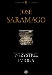 Okładka książki Wszystkie imiona José Saramago