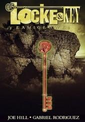 Okładka książki Locke & Key: Łamigłówki Joe Hill,Gabriel Rodriguez