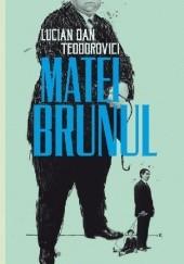 Okładka książki Matei Brunul Lucian Dan Teodorovici